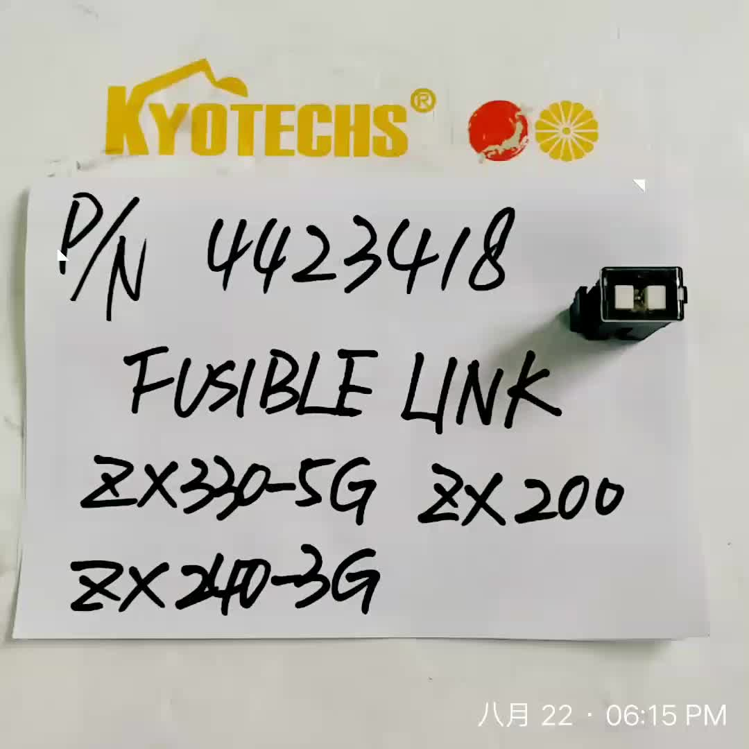 4423418 FUSIBLE LINK FOR ZX330-5G ZX200 ZX240-3G