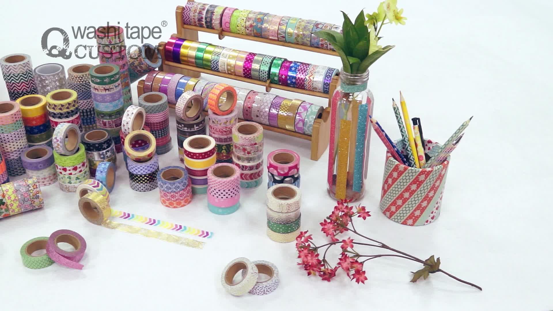 Wholesale custom washi tape school stationery