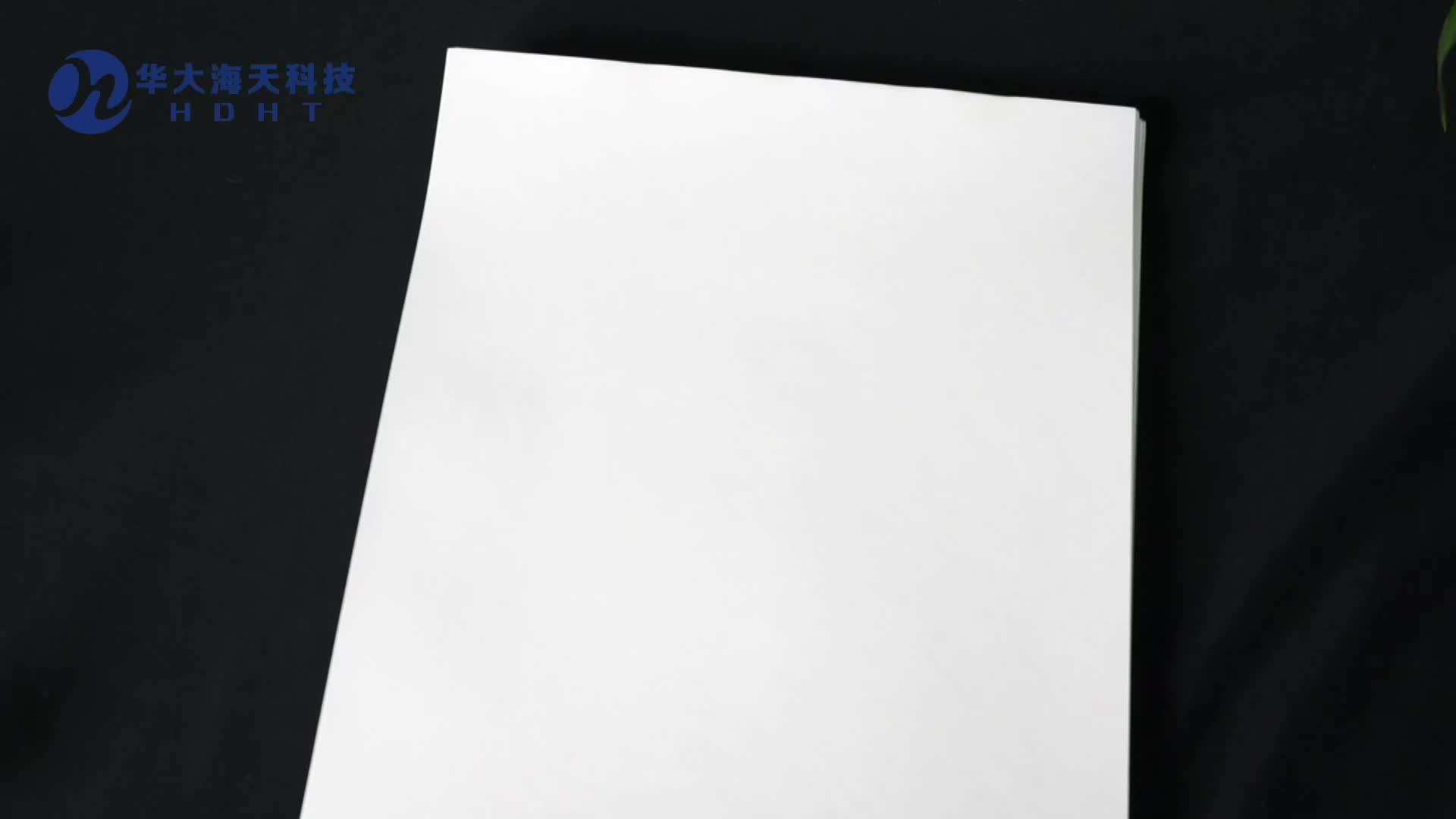 Atacado a melhor qualidade mais barato papel de transferência de sublimação A4/A3 tamanho