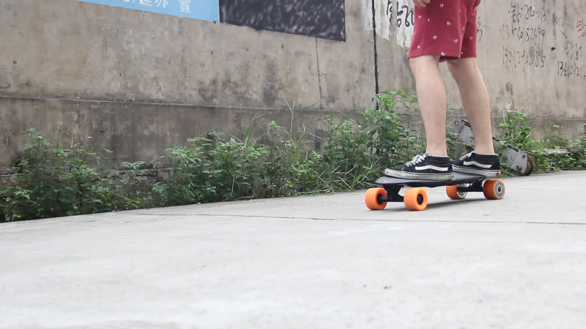 Maxfind Max 2 Latest Design 4 Wheel Electric Skateboard For Sale  Buy Electric Skateboard,4