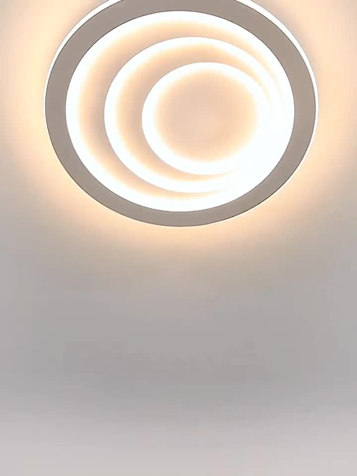 Wholesale led bedroom lamp home modern small living room lamp dimmable ceiling lamp
