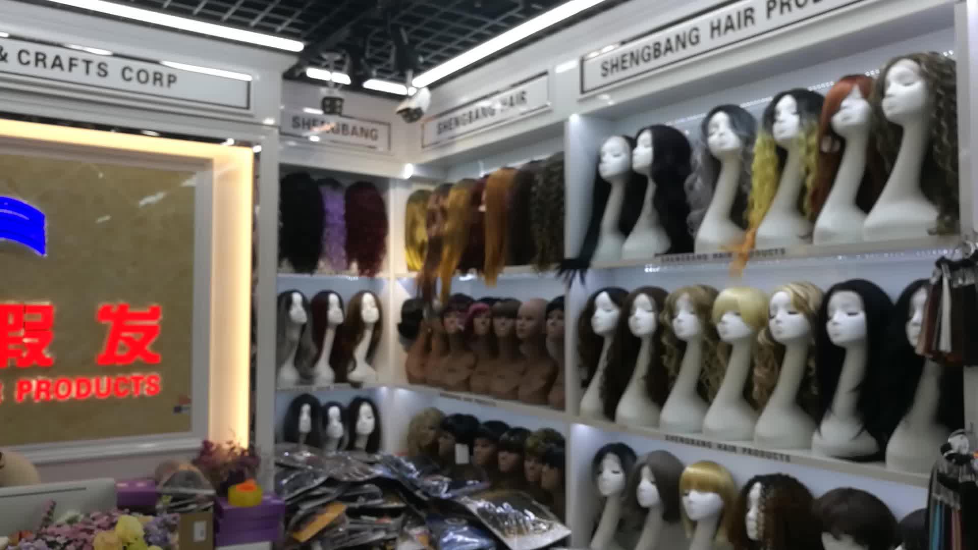 プレミアム品質の合成ウィービング髪リンダビヨンセの毛 18 インチ 240gr の毛ヘアスタイリングカーリーヘアスタイル