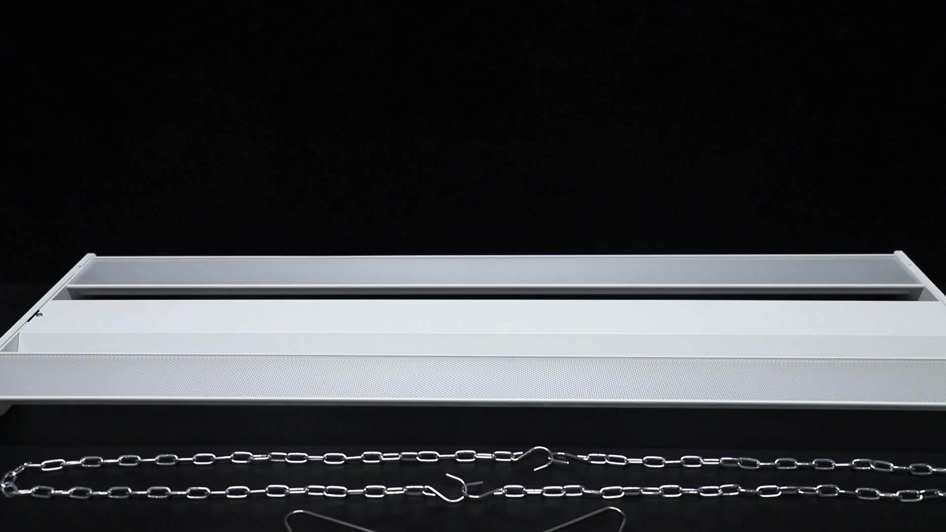 200LM/W 65 W Tot 320 W Voor Industriële Magazijn Highbay 5 Jaar Garantie Led Lineaire Highbay Licht