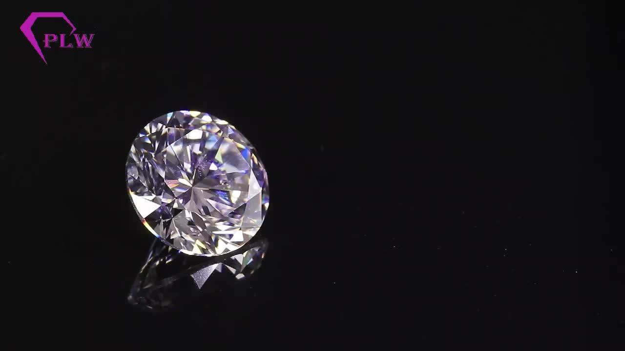 ขายส่งหลากหลายตัด VVS1 Clarity Moissanite Diamond ราคาต่อกะรัต