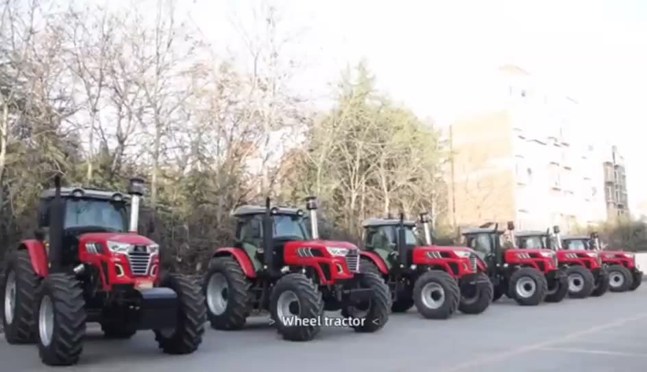 lutong 70hp agricultural farming tractor for sales from factory directly