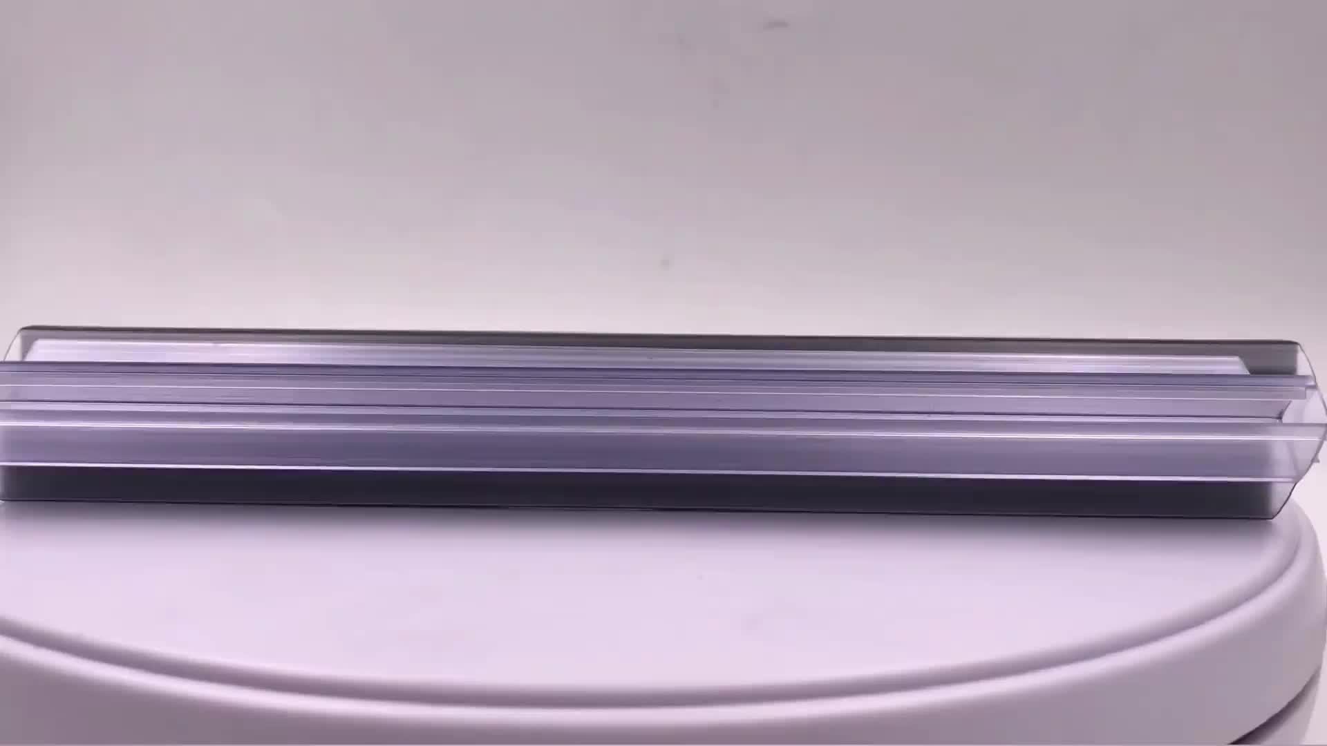 PVC deslizante/chuveiro/porta de aço da tira de vedação à prova d' água