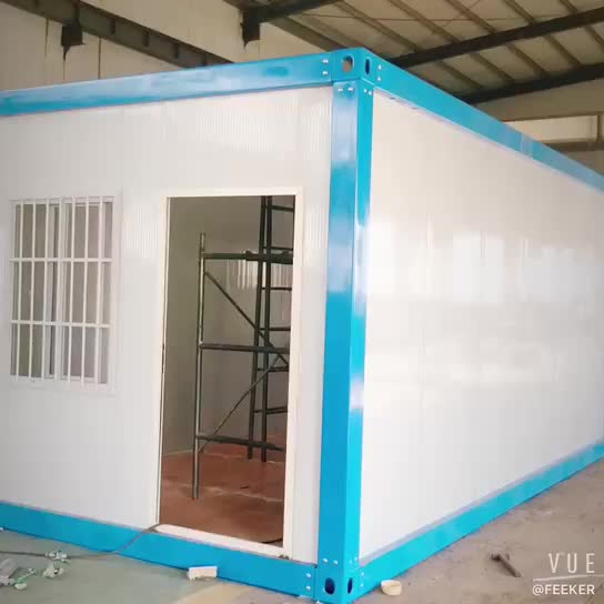Big Living In Container Spaces: China Supplier Container Houses For Shipping Containers