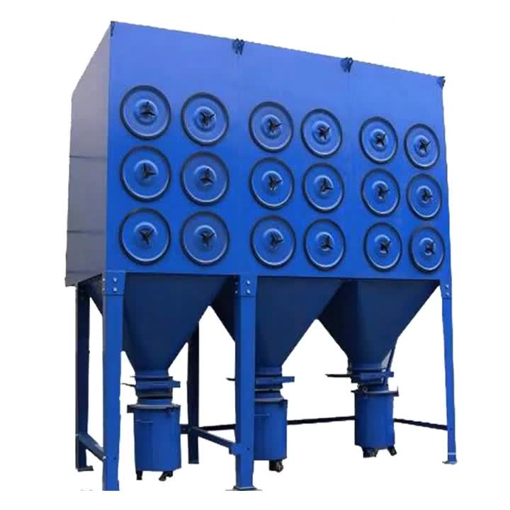 Dust collector equipment cartridge filter/cyclone/self-clean/UV photolysis/activate carbon/welding/pulse