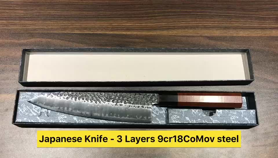 Japanese damascus knife new kitchen knives damascus chef knife