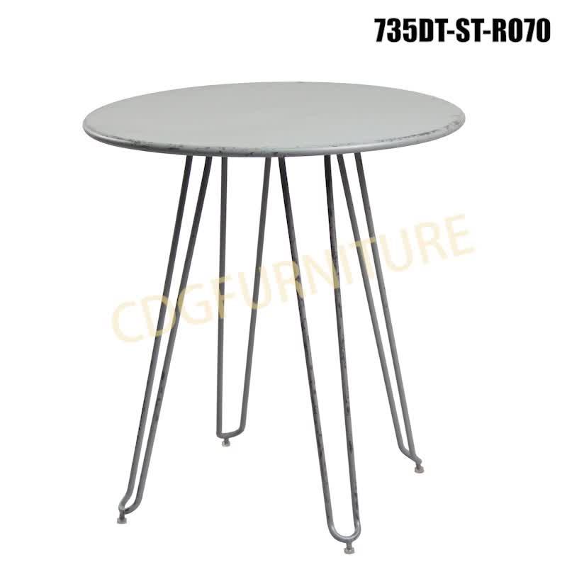최고의 가격 테이블 가구 골동품 테이블 Barstool 의자 바 펍 테이블