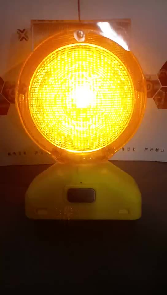 Wholesale Online Shopping Portable Barricade Traffic Light Competitive Price Flashing Barricade Light