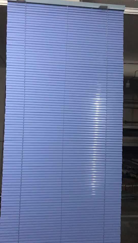 25mm aluminum window blinds/ Motorized aluminium venetian blinds China Supplier Good Quality