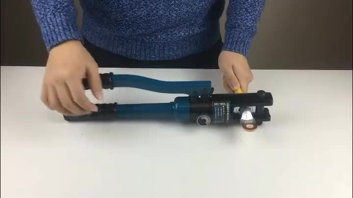 Hand non-Insulated connector yqk-300 hydraulic crimping tool
