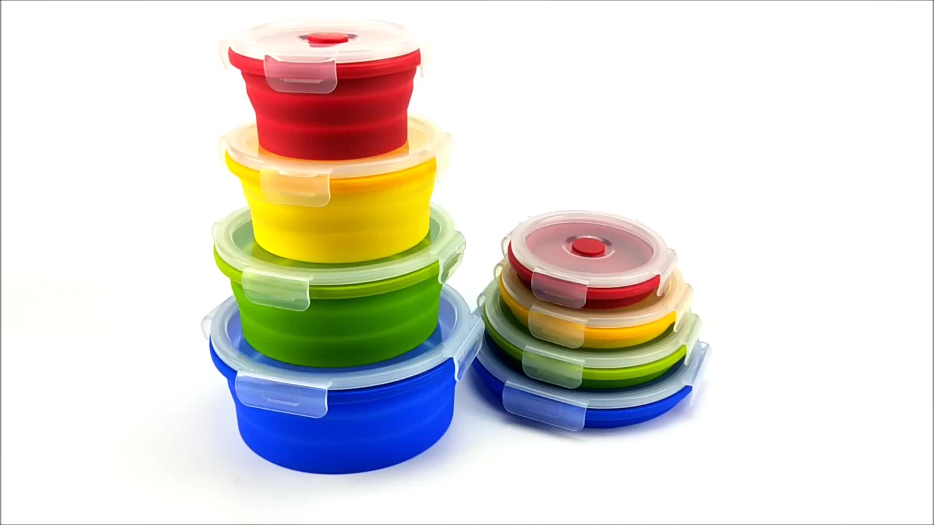Factory Manufacture Various Eco Friendly FDA Microwave School Food Storage Container For Kids
