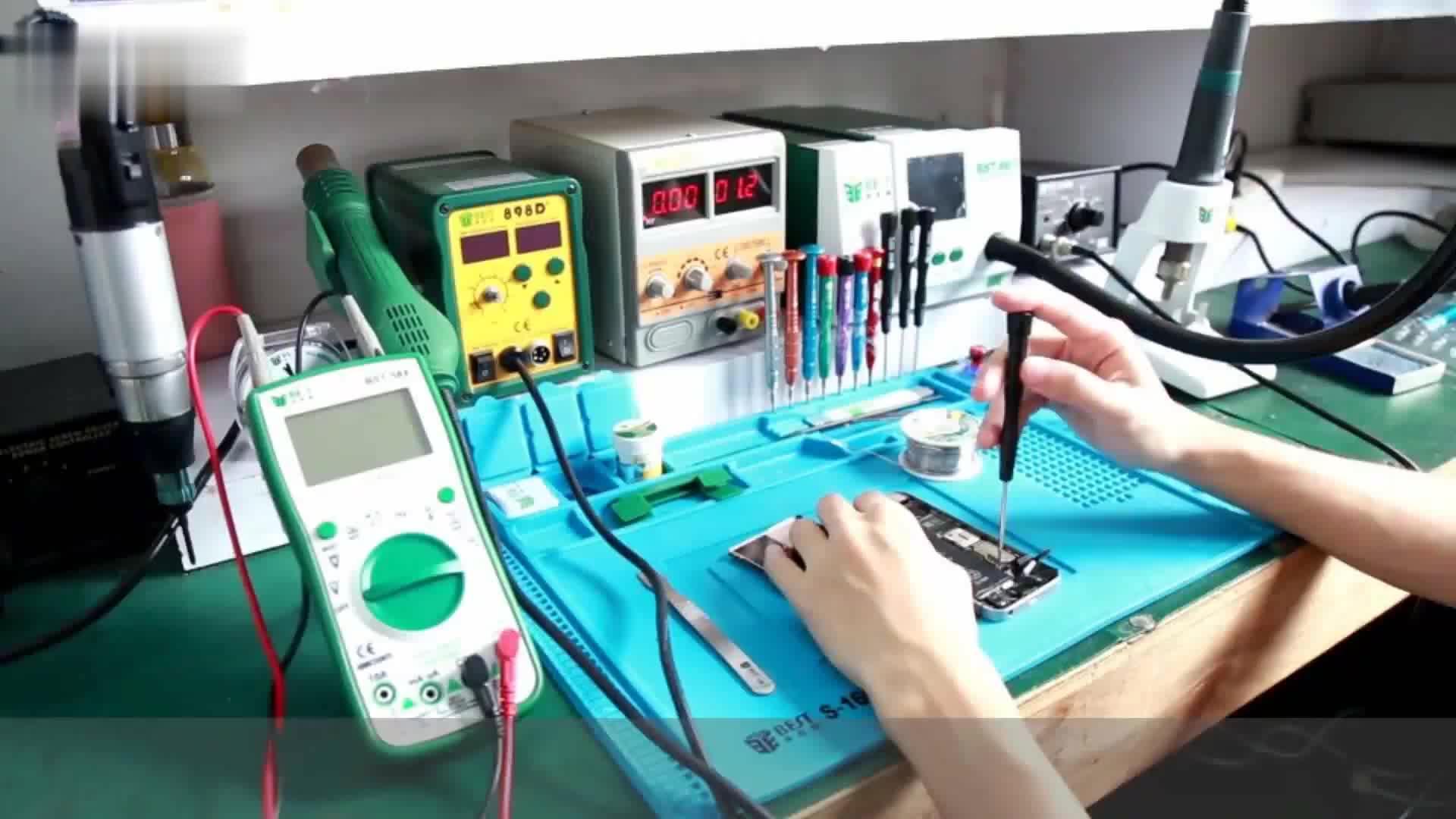 ESD 大はんだマットシリコーンワークマット耐熱修復エレクトロニクス帯電防止マットワークベンチパッドボード用