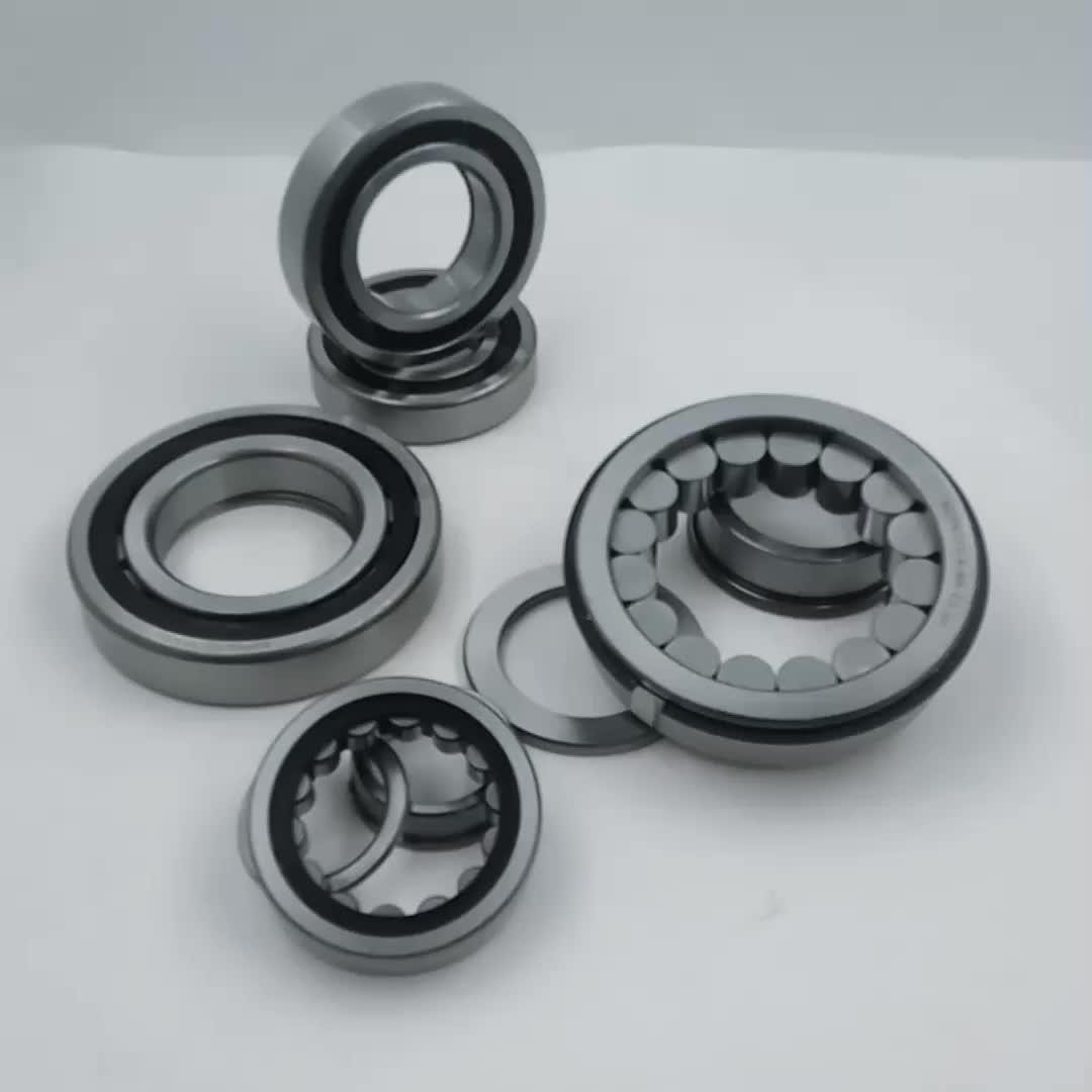 45*100*25 NUPK 309-A-NR-C3 원통형 롤러 베어링