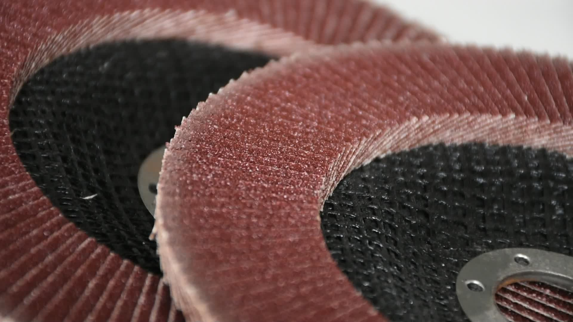 115mm aluminium oxide Abrasive sanding disc  for metal and furniture