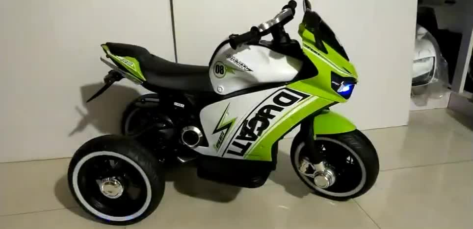 China factory new design children electric bike kids electric motorcycle
