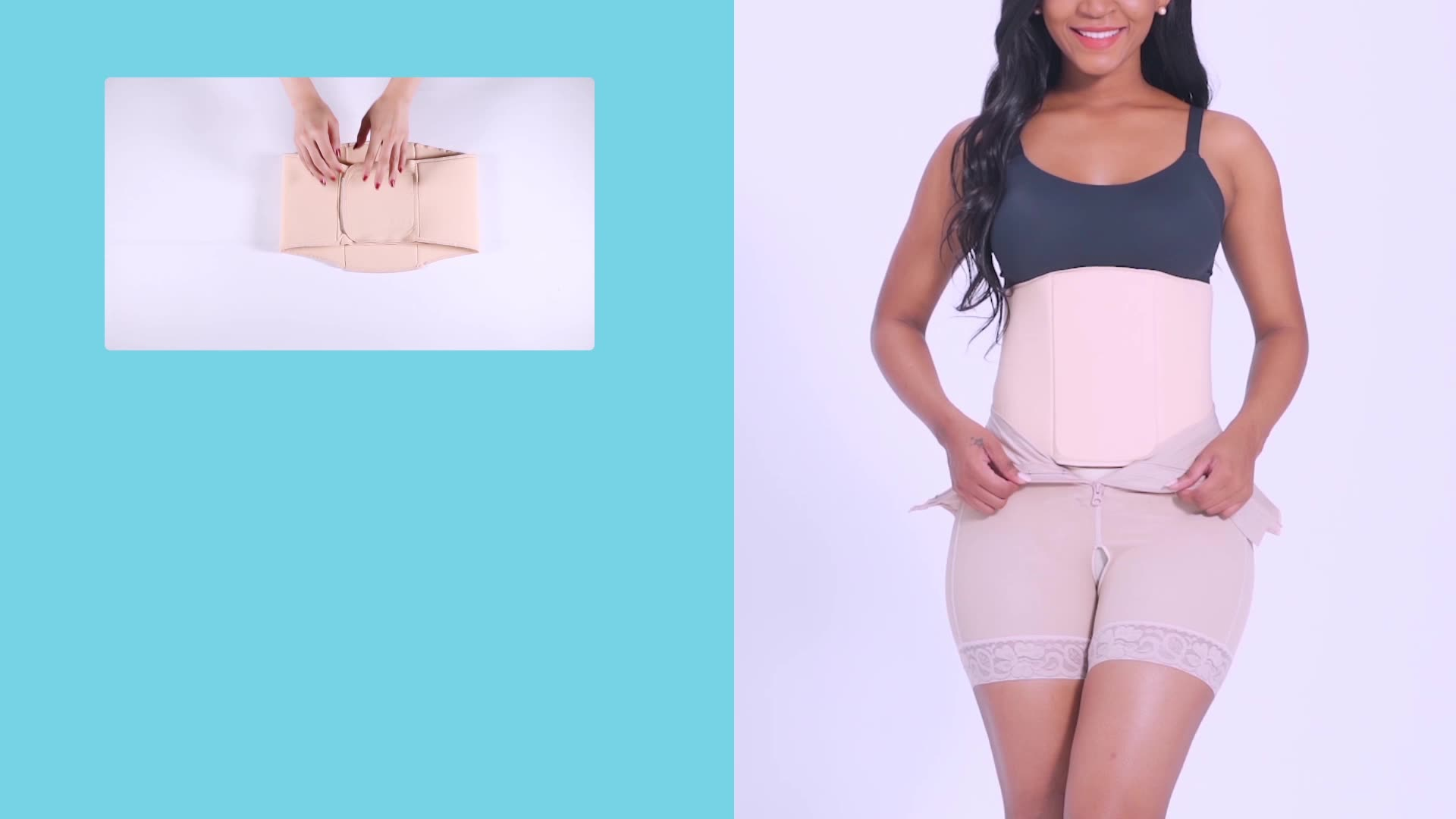2021 Abdominal Board Post Surgery Ab Compression After Liposuction Lipo Board shapewear for women