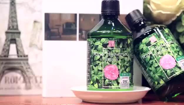 Potabile Rosa Acqua di Fiori Hydrosol per la Pelle
