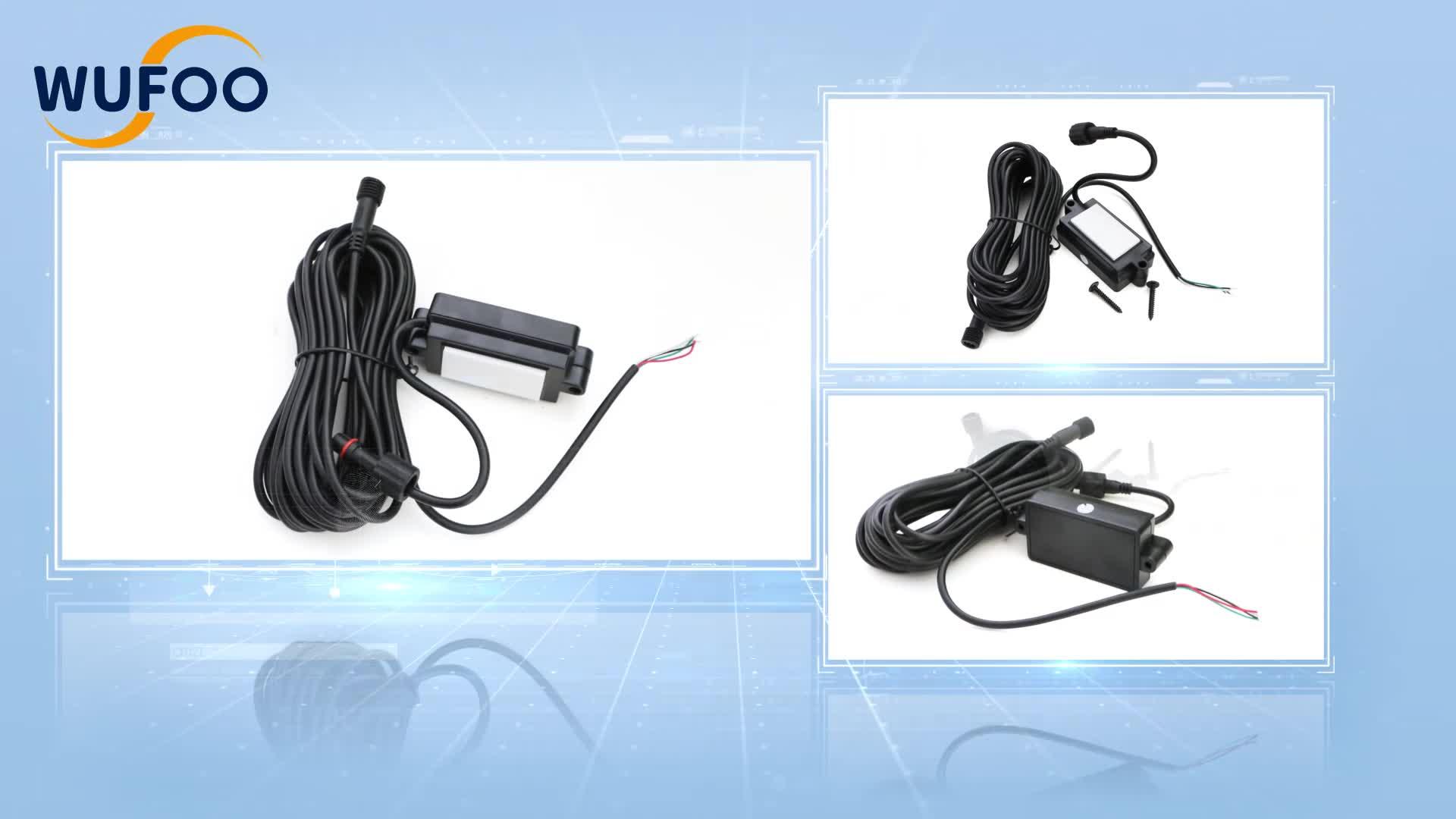 स्टॉक में WuFoo यूनिवर्सल Tailagte बिजली ट्रंक बूट सेंसर स्मार्ट ऑटो इलेक्ट्रिक टेल गेट के लिए लिफ्ट