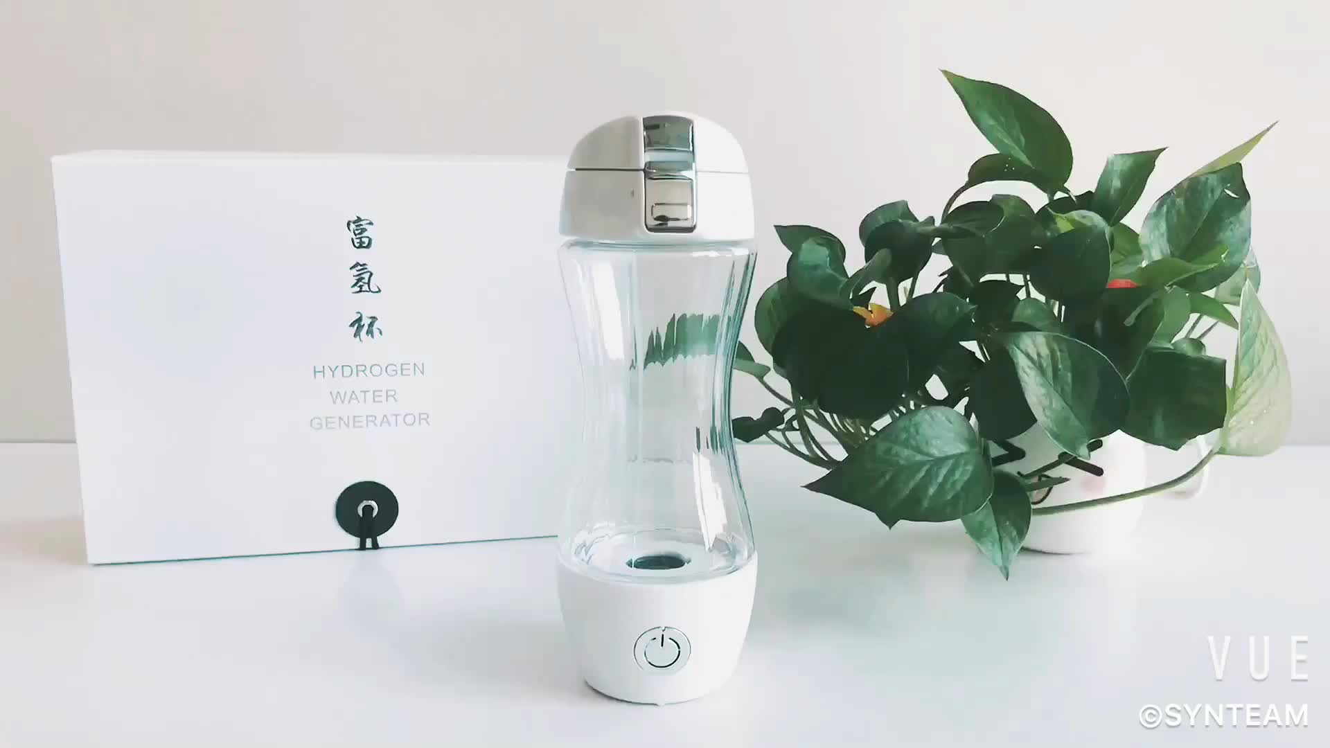 2019 Hottest Hydrogen Water Bottle for home appliance wac011