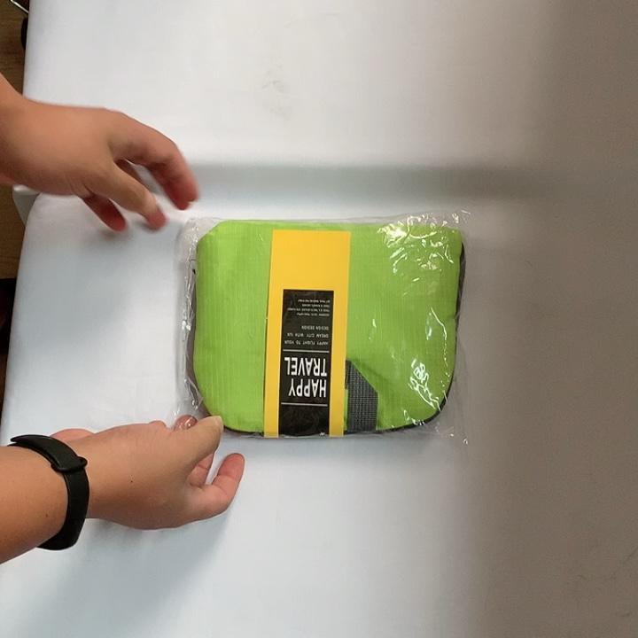 13 인치 Multi-Color 방수 Nylonl Packable 빛 210D Foldable School 백팩 Bag