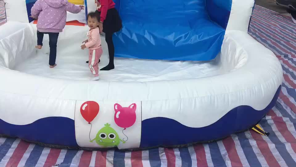 2019 Commercial inflatable water slide, high quality inflatable slide for sale