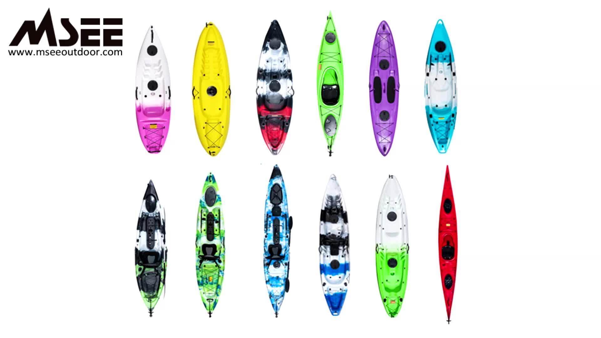 Kajak kayak océano 2 personas con kayak 2 personas gira buoyance kayak