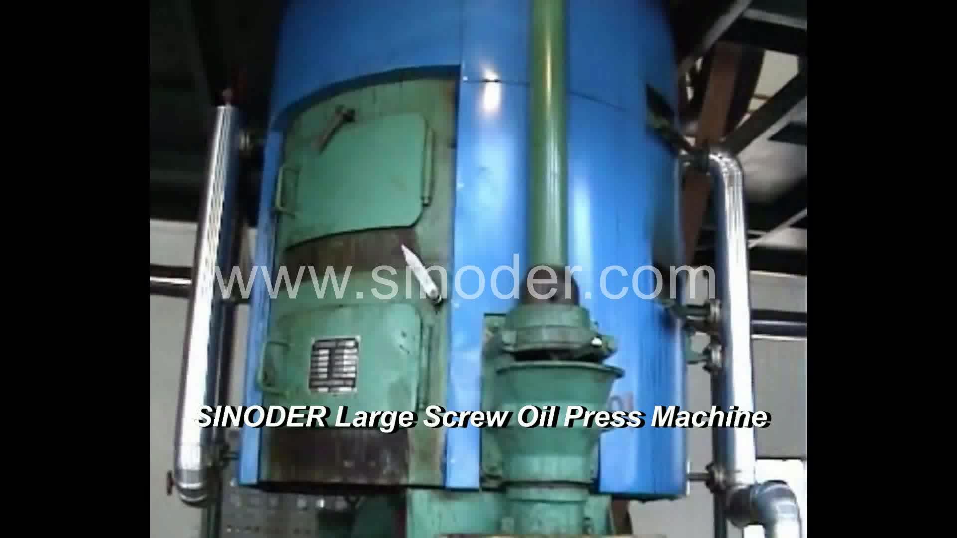 2018 Umfassende Service-Kaltschrauben-Mini-Ölpresse zum Verkauf