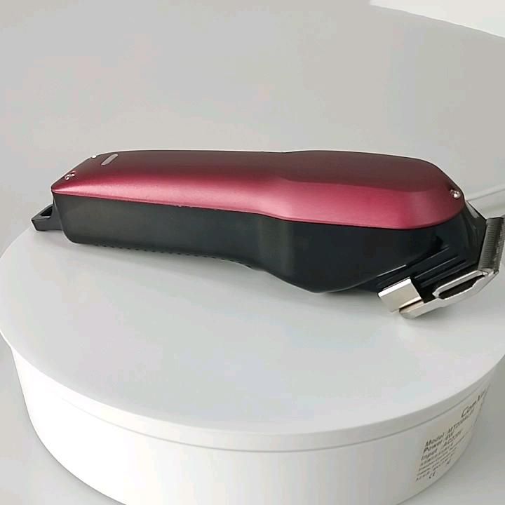 नई डिजाइन उच्च गुणवत्ता लिथियम बैटरी शक्ति मोटर के साथ कॉर्ड और ताररहित नाई बाल क्लिपर