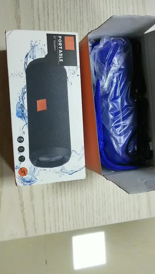 Nouveau 2019 tendance produit pro haut-parleur bluetooth sans fil tg 117 haut-parleur portable avec fm
