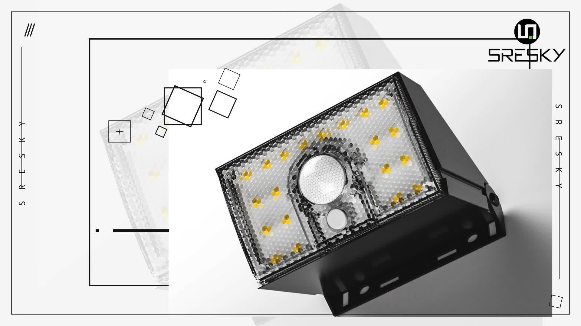 cheap price 10w solar security light outdoor led solar motion sensor light