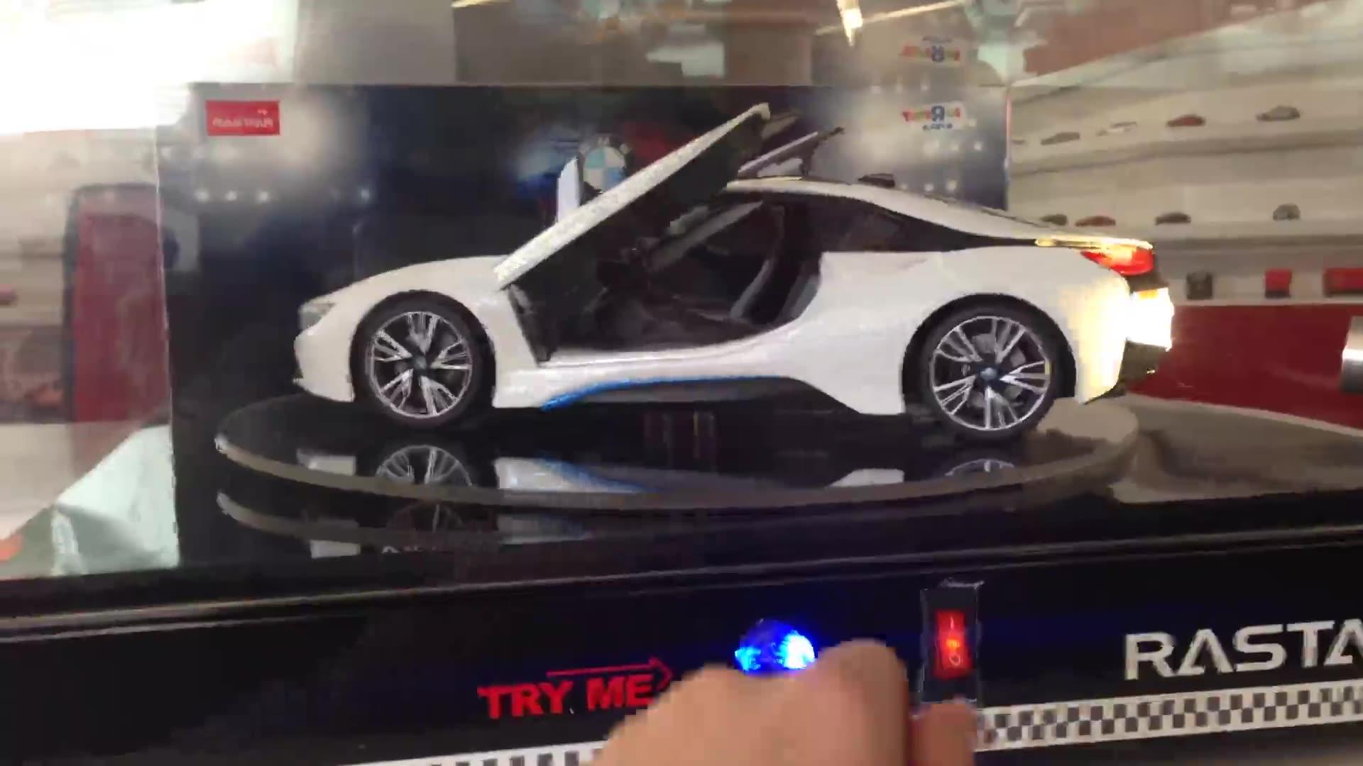 Rastar USB charge BMW best electric rc car toy nice real car body scale
