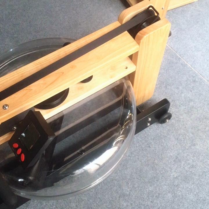 Wakagym remo de madeira de resistência à água