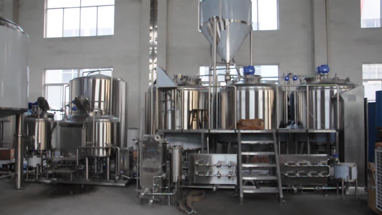 मिनी बीयर शराब की भठ्ठी उपकरण | | बिक्री के लिए CE के साथ नैनो स्टेनलेस स्टील brewhouse बियर शराब की भठ्ठी के लिए विनिर्माण संयंत्र पूरा