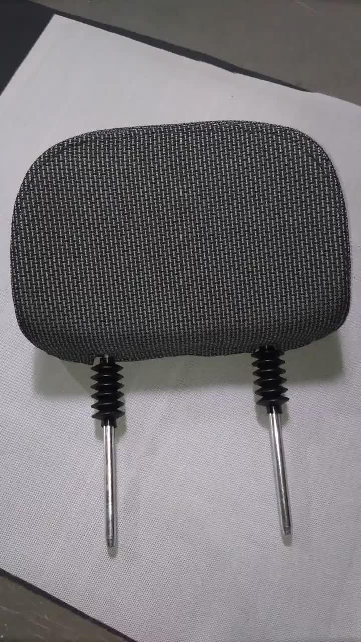 car seat adjustable headrest