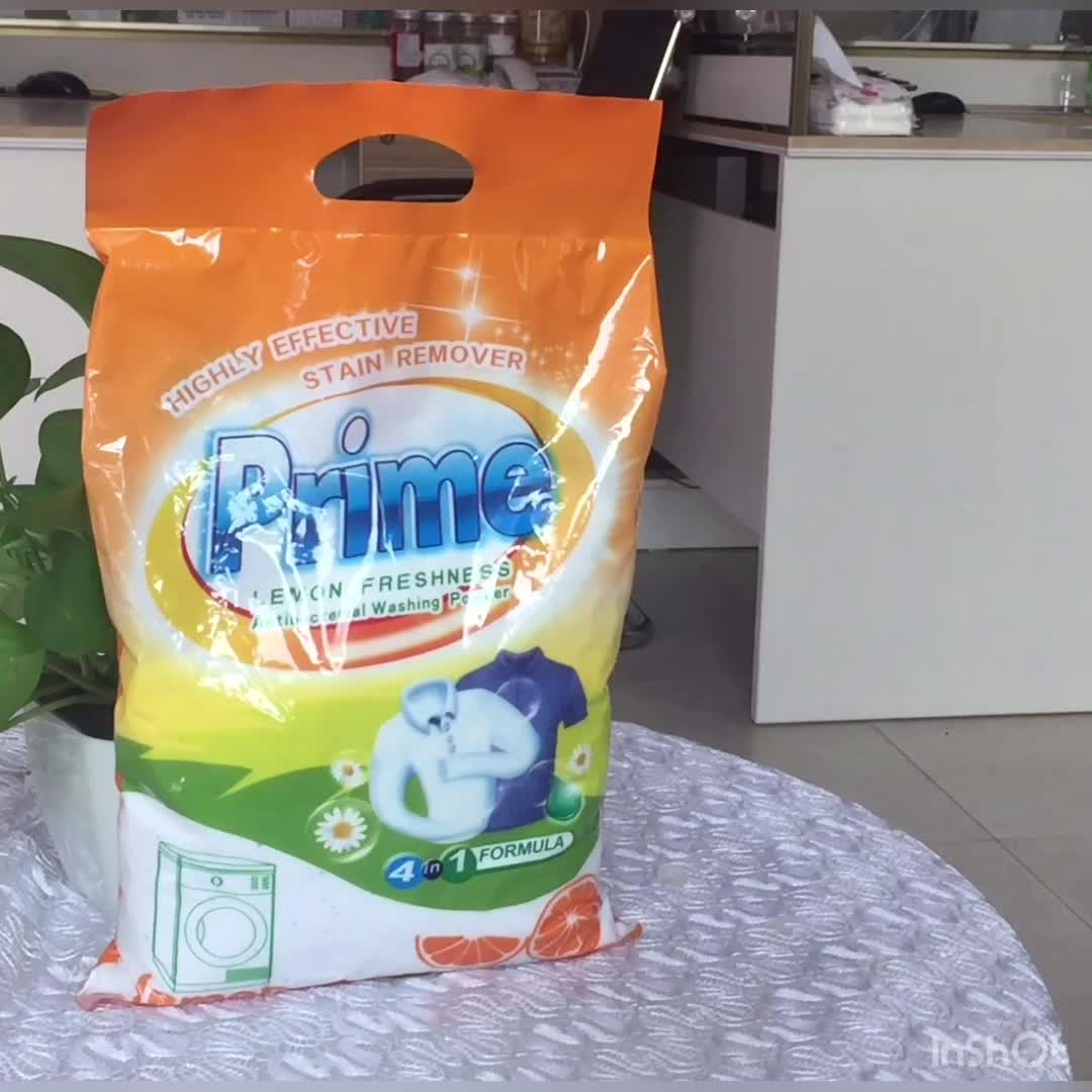 OEM washing powder