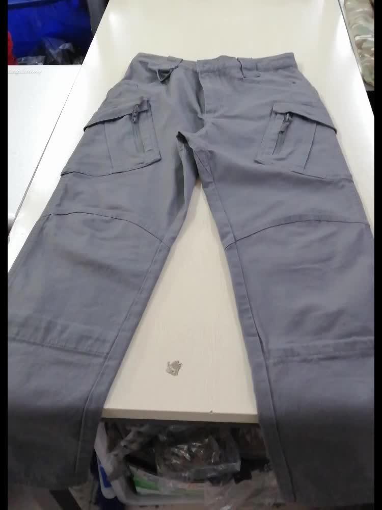 IX9 tactical trousers men's slim camouflage tactical pants for men outdoor