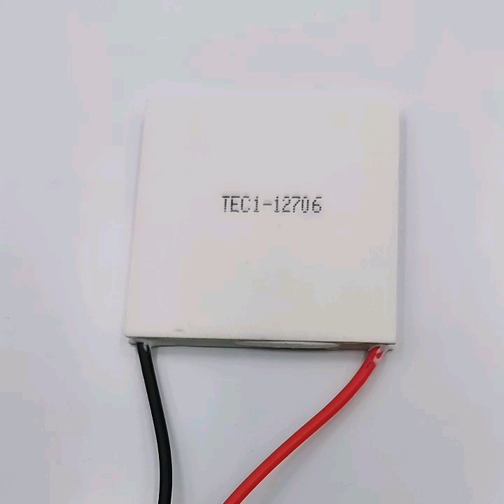 peltier tec1 - 12706 Thermoelectric Cooling Module 40*40mm Thermoelectric Cooler, Peltier tec1-12706