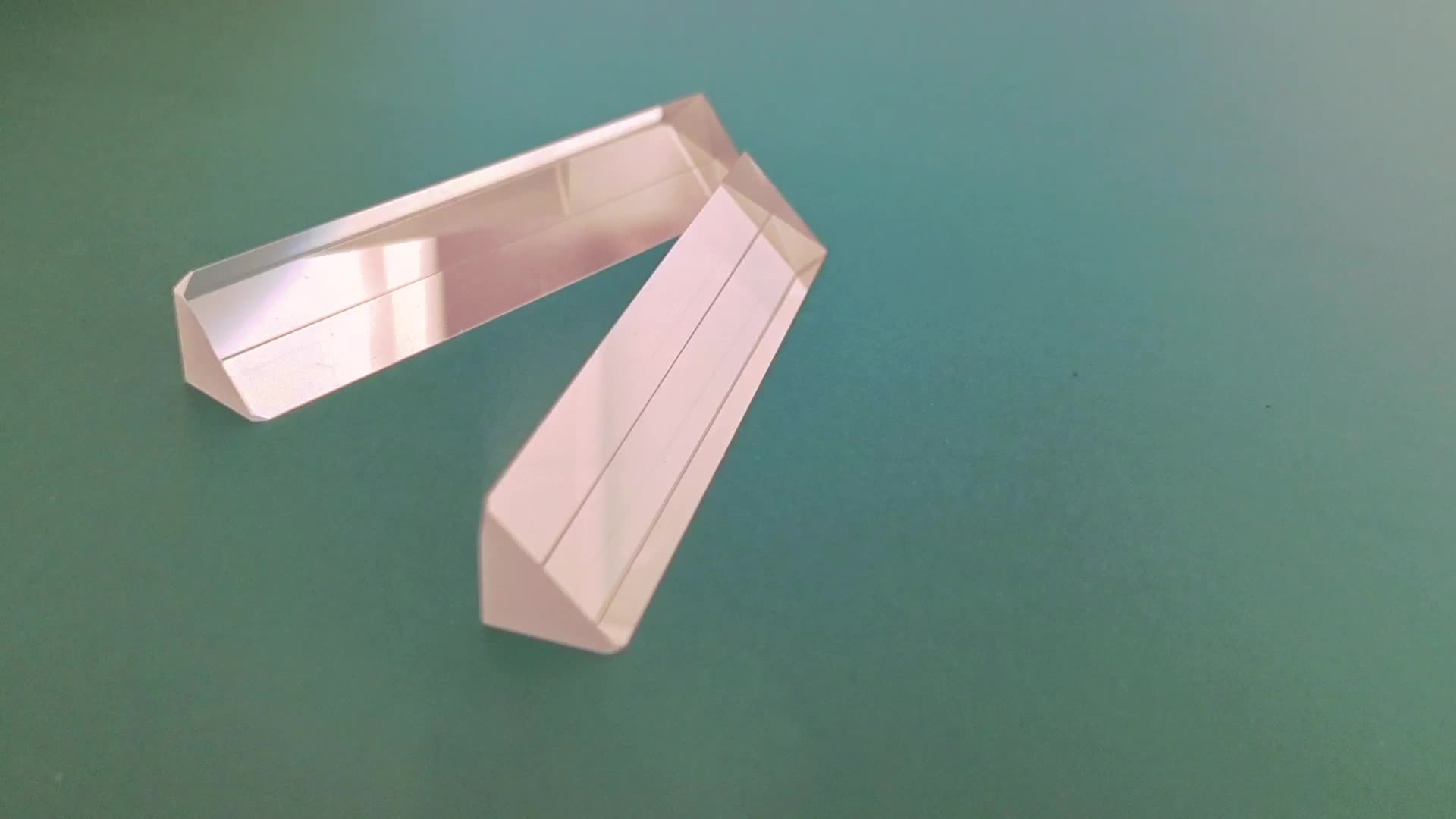 customized BK7/fused silica/CaF2 equilateral triangular Right angle prism
