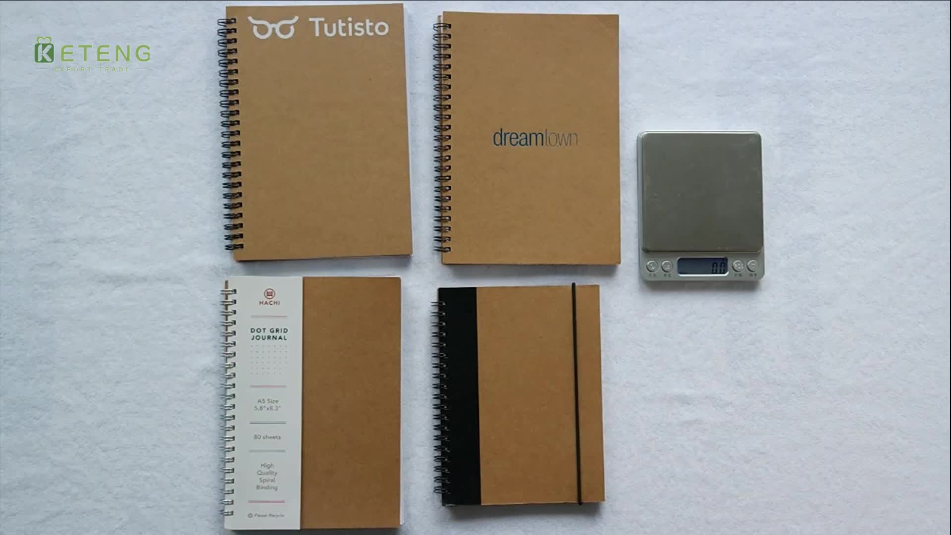 New Products Cheap Brand Name A6 Notebook Wholesale