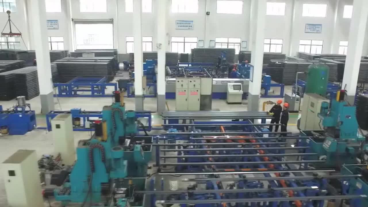Popular Customized Metal Steel Shaped Elevator Lift Hollow Guide Roll Forming Machine