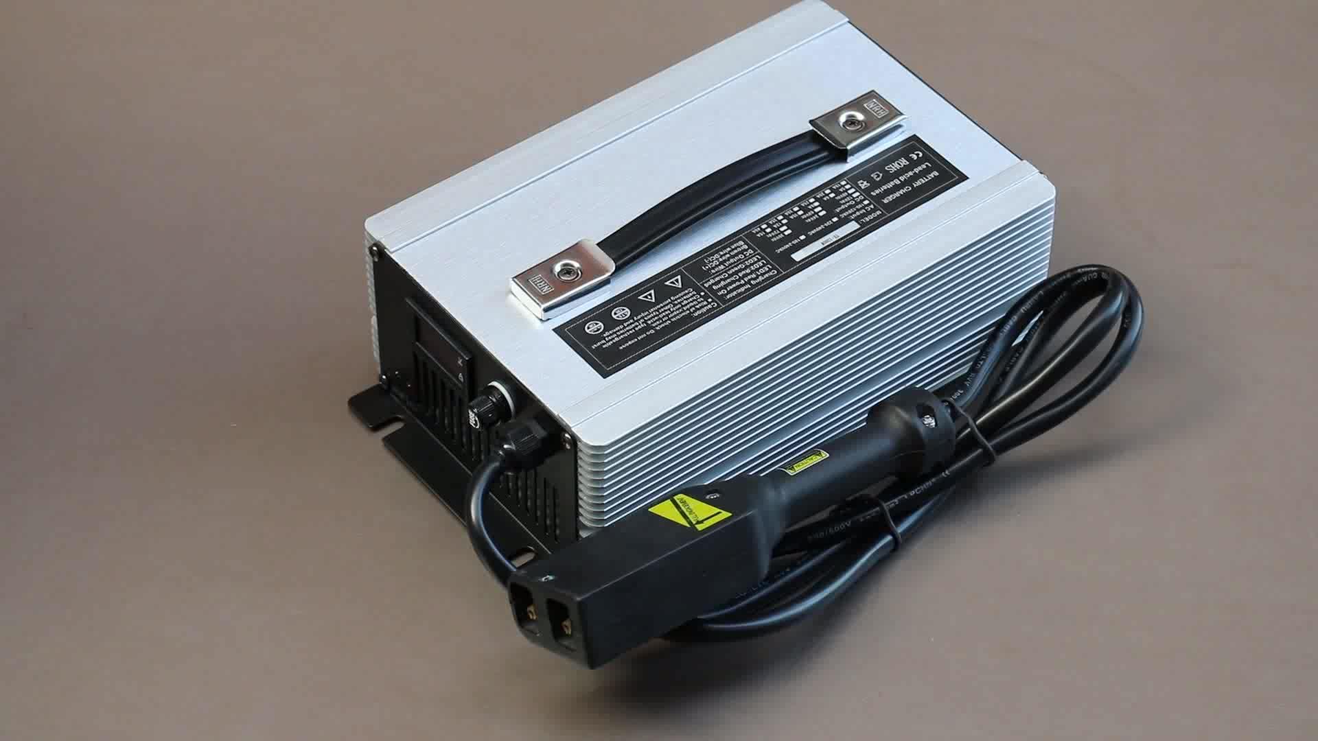 YXLN ez-go golf cart batteria 48 V caricatore 18A batterie al piombo acido utilizzato con CE ROHS