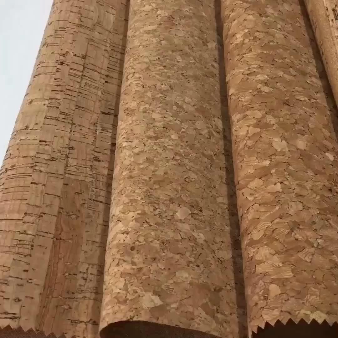 व्यापार Assutance चीन कारखाने आपूर्तिकर्ता गर्म बिक्री अच्छी गुणवत्ता सस्ते प्राकृतिक काग कपड़े