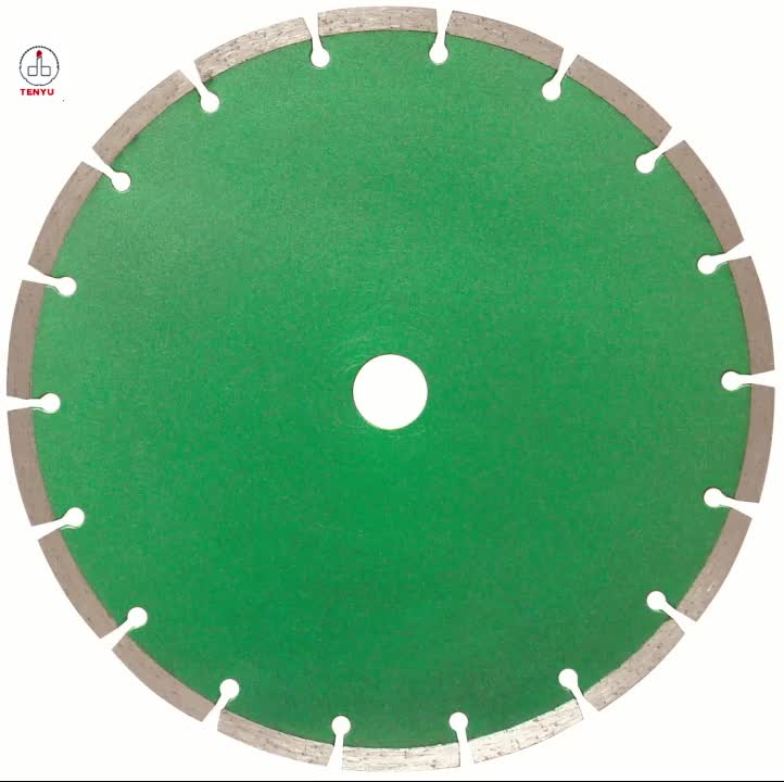 CONTINUOUS Diamond Cutting Saw Blades For Tile Stone Marble Concrete granite