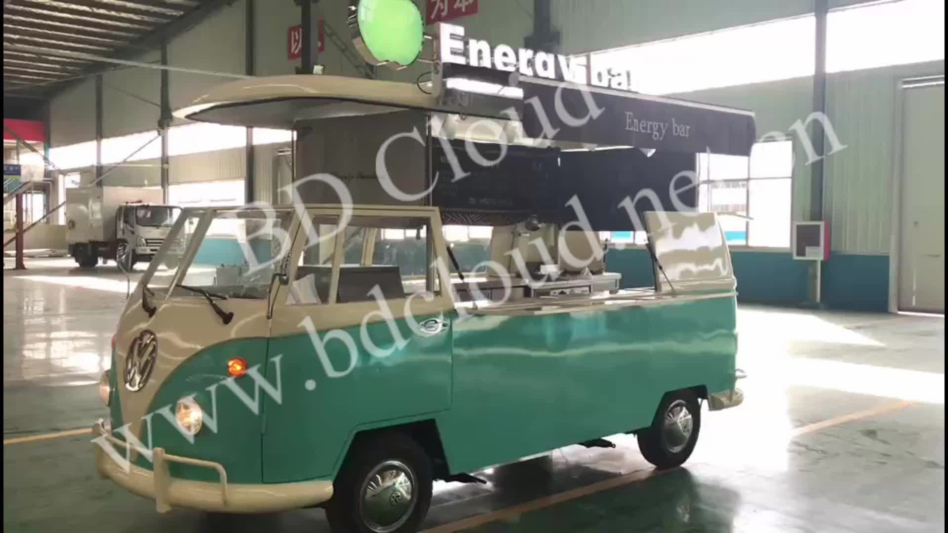 Volkswagen Classic Truck Used For Fix Shop - Buy Classic Trucks For ...