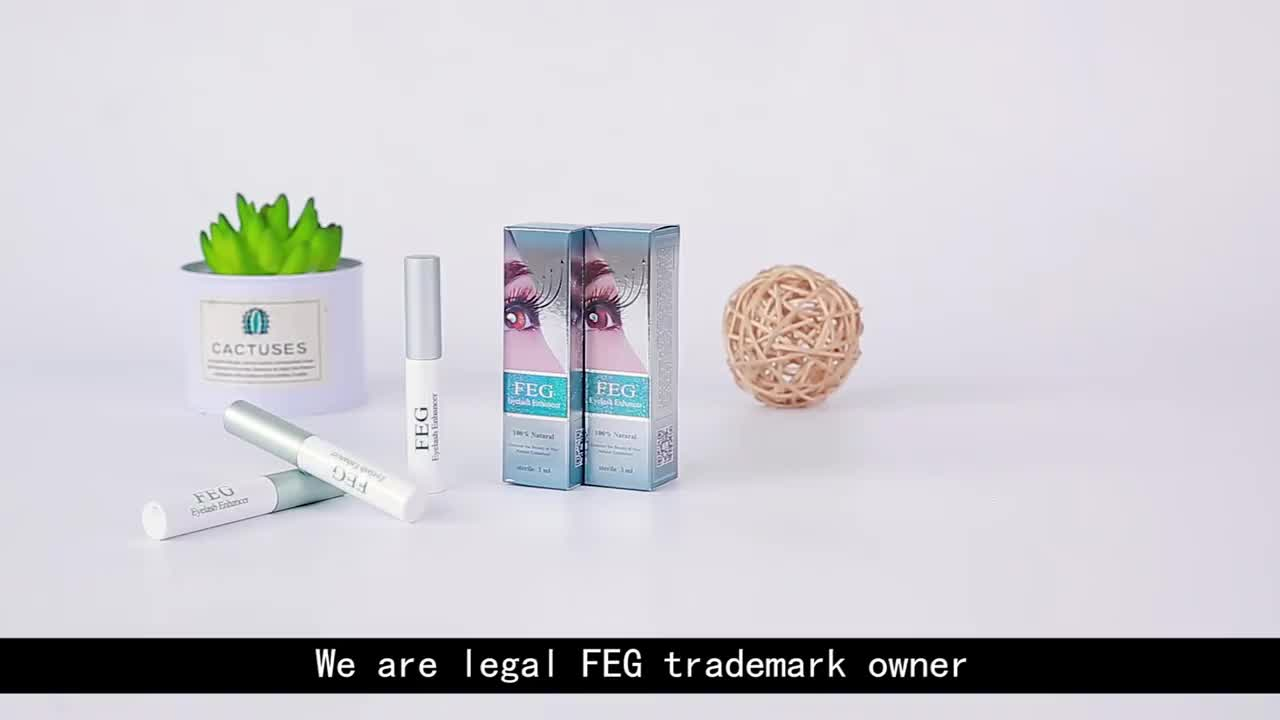 OEM Super Growth EnhancerขยายLiquid Eye LashและBrow Growฉลากส่วนตัวขนตาปลูกSerum Treatment Eyelash Conditioner