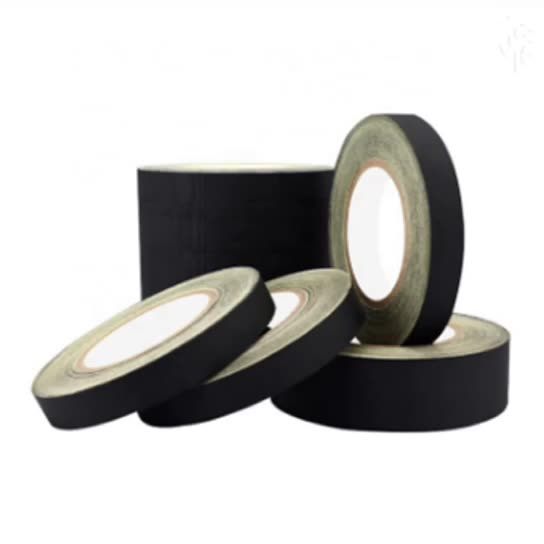 China high-qulity customized  heat resistant cloth backed acetate insulation Flame Retardant acetate cloth tape