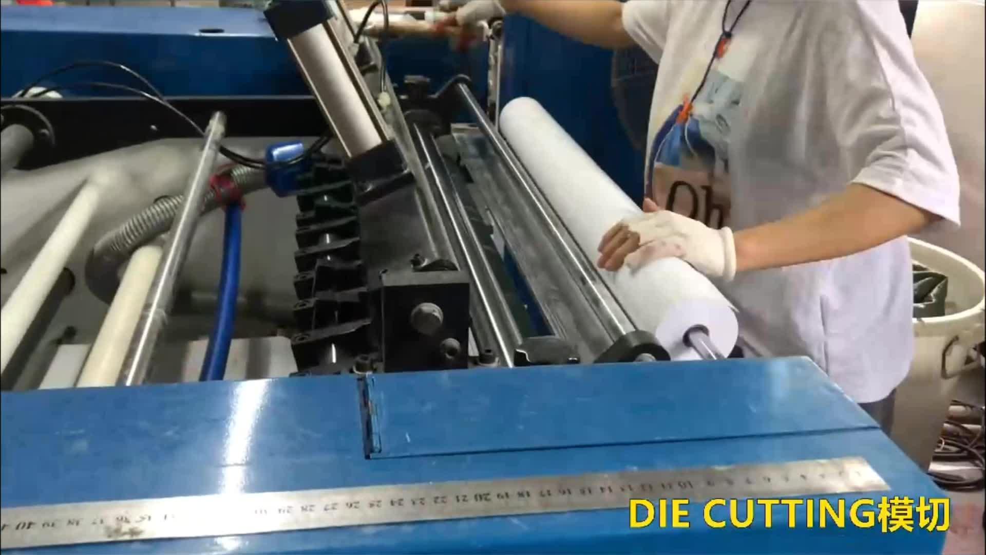 Com ISO/CE Certificados banco atm rolos de papel papel de recibo atm atm rolos de papel térmico com sensor preto